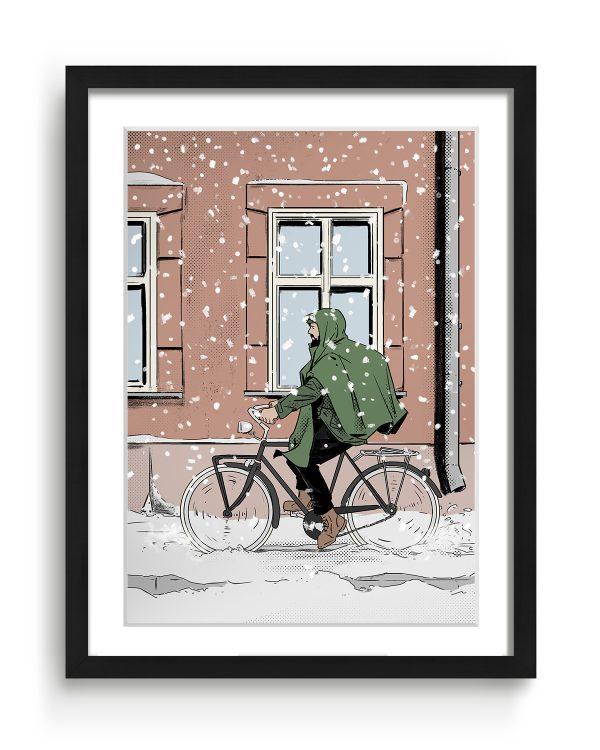 kolesar-okvir-temen