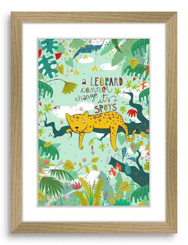 leopard-okvir-svetel-roba